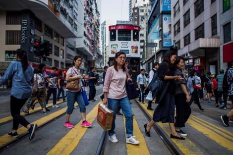 Hơn 40% người Hồng Kông muốn di cư