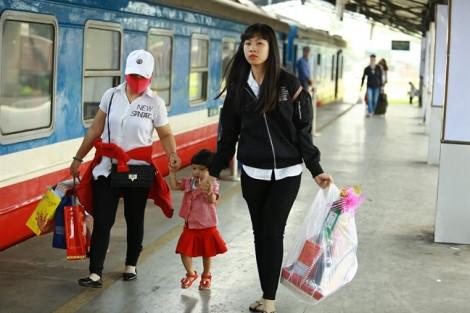 Bắt đầu mở bán vé tàu Tết Canh Tý 2020 từ ngày 20/10