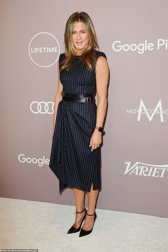 La mot trong 6 phu nu quyen luc nhat the gioi, Jennifer Aniston he lo ve 1 cau noi lam co dau don