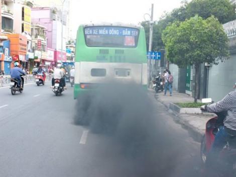 Hà Nội, TP.HCM sẽ kiểm tra đột xuất khí thải ô tô