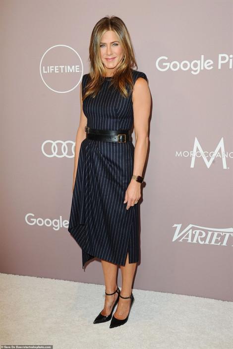Là một trong 6 phụ nữ quyền lực nhất thế giới, Jennifer Aniston hé lộ về 1 câu nói làm cô đau đớn