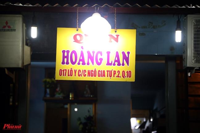 Nghe si Hoang Lan: 'Toi mo quan an vi dau the xin tien nguoi khac hoai'