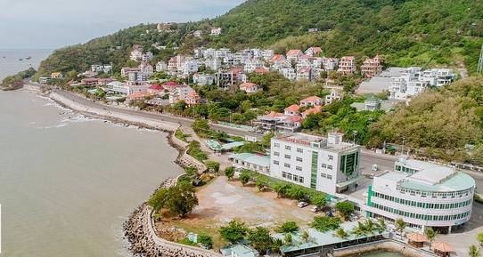 UBND tinh Ba Ria - Vung Tau chi dao khan vu lan bien lam thuy cung