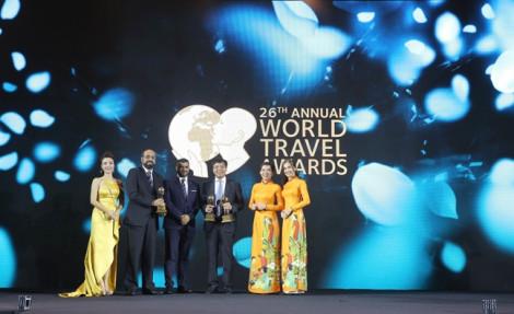 Vietnam Airlines đón nhận 3 giải thưởng uy tín tại World Travel Awards Asia 2019