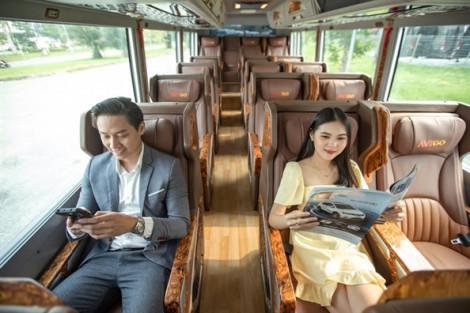 Grab có thêm xe buýt công nghệ Grab bus