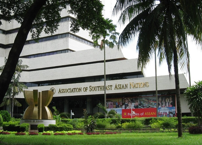 Ban Thu ky ASEAN se khong 'theo chan' Indonesia den thu do moi