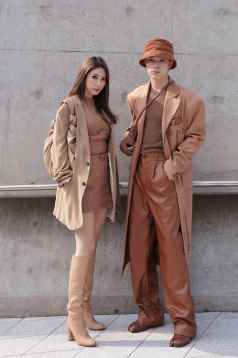 Khổng Tú Quỳnh khoe gu thời trang 'chất' tại 'Seoul Fashion Week 2019'