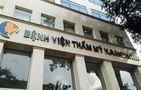Bệnh viện Thẩm mỹ Kangnam tiết lộ lý do khách hàng 59 tuổi đến căng da mặt sau đó tử vong