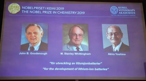 Cứ 3 người Mỹ đoạt giải Nobel về hóa, lý và y học thì có một người nhập cư