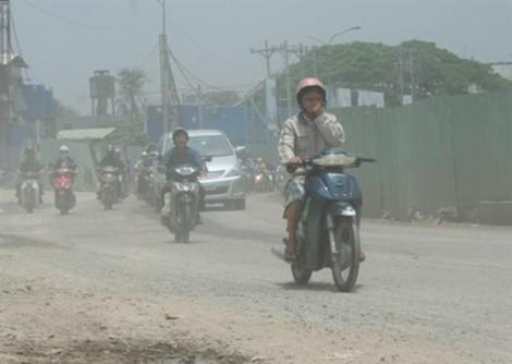 TP.HCM lên kế hoạch dẹp xe máy cũ tránh ô nhiễm không khí