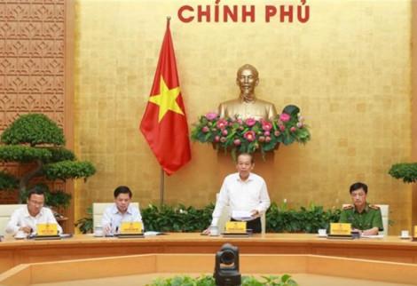 """Phó thủ tướng Trương Hòa Bình: """"Từ một vụ tai nạn, cần điều tra trở ngược tìm nguyên nhân"""""""