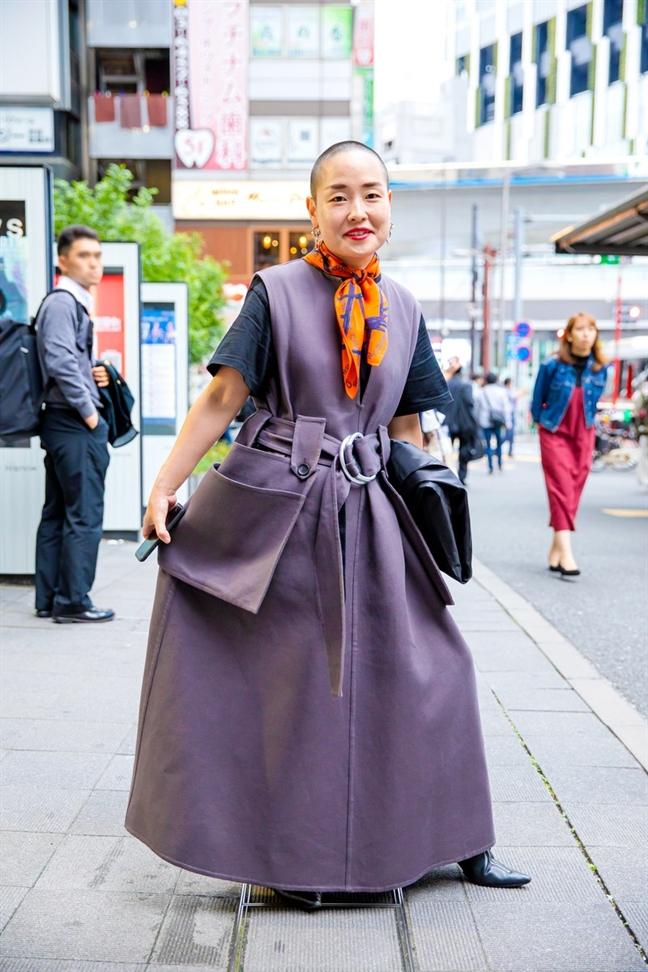 'Het hon' voi phong cach thoi trang duong pho tai Tokyo Fashion Week 2019