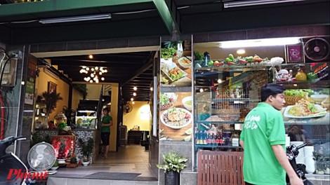 Bánh đa đỏ tôm cua đậm vị Bắc tại Sài Gòn