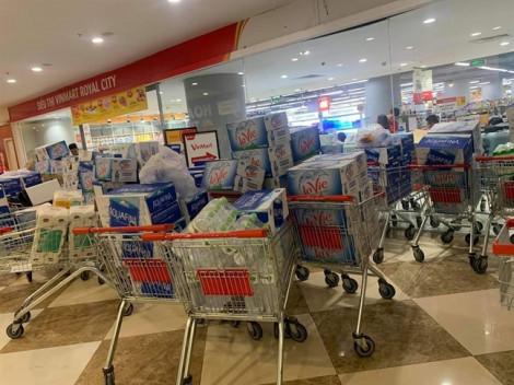 Khẩn cấp ngăn chặn tình trạng trục lợi nước đóng chai tại Hà Nội