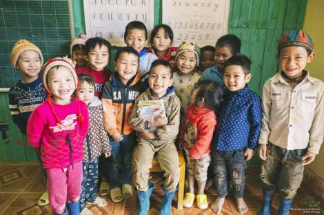 Những chuyện kể  của con: Tiếng nói từ những đứa trẻ