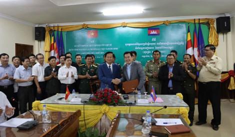 Campuchia sẽ tiếp tục tìm kiếm hài cốt bộ đội tình nguyện Việt Nam