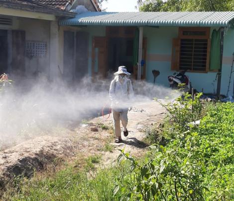 Quảng Nam: Gần 5.000 ca sốt xuất huyết tính từ đầu năm