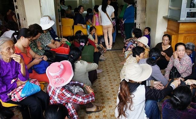 Noi lo ve chat luong suc khoe cua nguoi dan Viet Nam