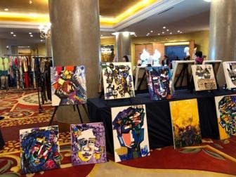 Triển lãm, trình diễn áo dài và hội thảo xúc tiến thương mại Việt Nam tại Hàn Quốc