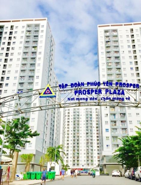Cư dân chung cư Prosper Plaza nguy cơ mất nhà vì dám nói xấu dự án