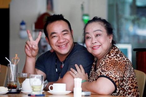 Diễn viên Hiếu Hiền khóc nức nở khi nhớ lại giây phút cuối đời của cố nghệ sĩ Kim Ngọc