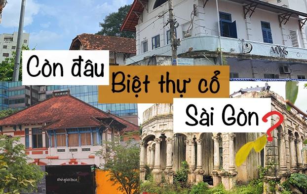 Biet thu co Sai Gon: 'Giai cuu' bang cach nao?