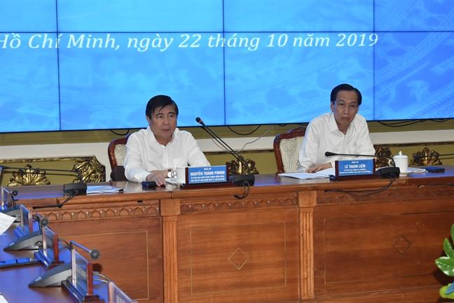 Chieu nay (22/10), Bi thu Thanh uy se lam viec vu xay dung khong phep o Q.Thu Duc
