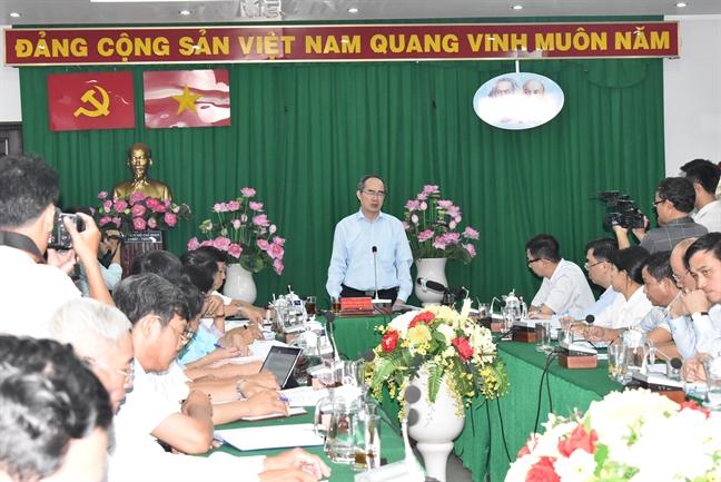 Vu ong Le Huu Thanh xay dung khong phep: 'Bao chi khong neu thi chua biet bao gio moi khac phuc'