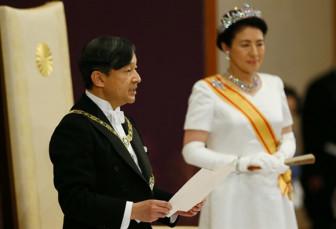 Hoàng cung Nhật Bản sẵn sàng đón vị vua mới