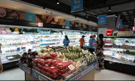 Vinamilk đưa sản phẩm vào siêu thị Hema – mô hình bán lẻ mới của Alibaba tại Trung Quốc