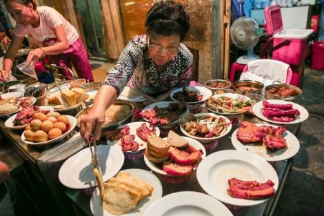 TP.HCM xếp thứ tư về thức ăn đường phố ngon nhất thế giới