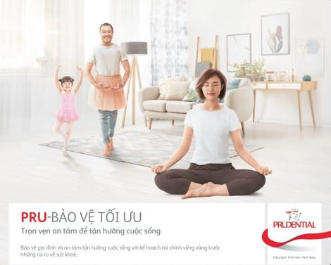 Prudential Việt Nam ra mắt sản phẩm bảo hiểm liên kết chung Pru-Bảo vệ tối ưu và Pru-Chủ động cuộc sống