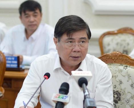 Chủ tịch UBND TP.HCM: 'Vụ 110 căn biệt thự xây trái phép ở Q.7 còn rất nhiều vấn đề'