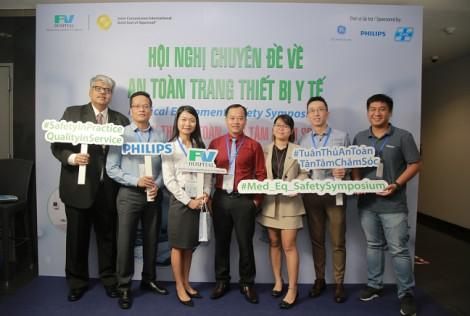 FV tổ chức hội nghị chuyên đề về 'An toàn trang thiết bị y tế'