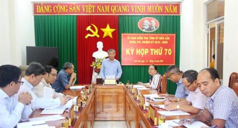 Xem xét, xử lý kỷ luật 2 đại tá quân đội ở Đắk Lắk