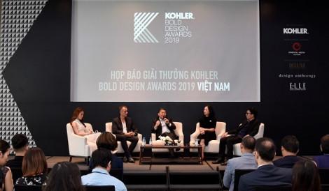 Kohler ra mắt giải thưởng thiết kế 'Kohler Bold Design Awards' lần đầu tiên tại Việt Nam