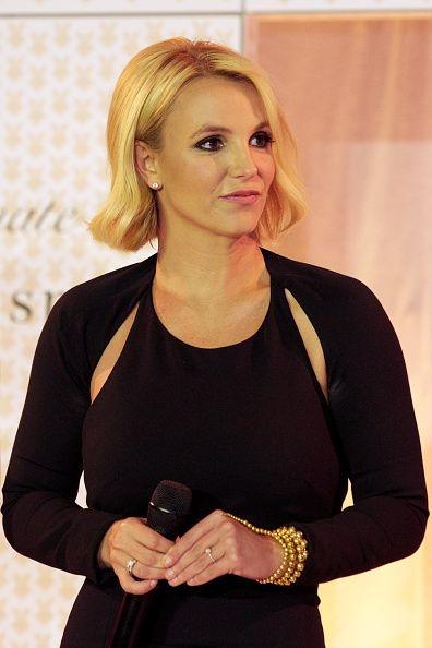 Su thay doi ve phong cach cua Britney Spears qua tung nam