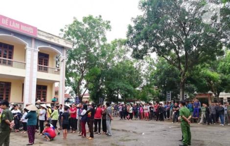 Một học sinh lớp 2 tử vong ở trường do dẫm vào dây điện