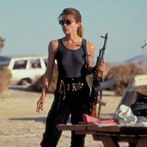 Nữ chiến binh 'Kẻ huỷ diệt' Linda Hamilton sau 35 năm