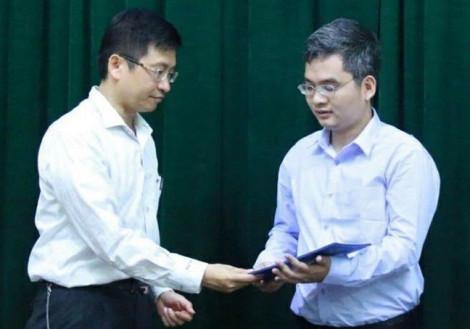 Giáo sư trẻ nhất Việt Nam Phạm Hoàng Hiệp nhận giải thưởng toán học quốc tế