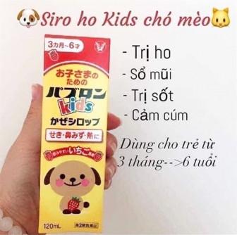 Cho con uống thuốc mà dễ dãi  như...  ăn kẹo