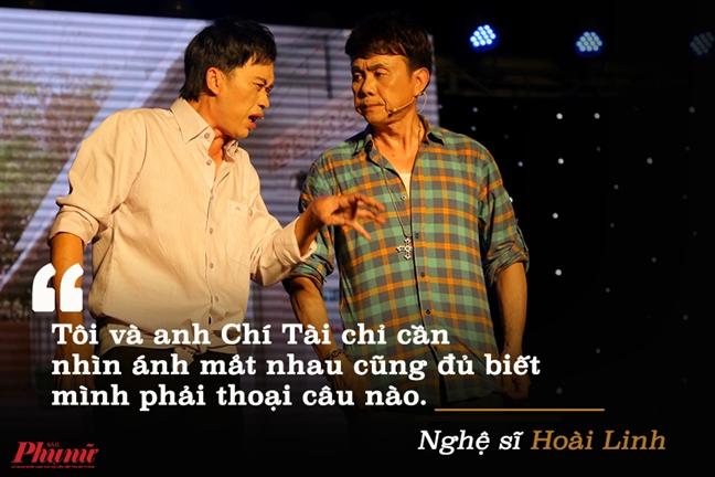 NSUT Hoai Linh: 'Toi khong con nho nua de len san khau nhang nhit, dua gion'