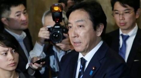 Tân Bộ trưởng Nhật từ chức vì bị cáo buộc tặng quà cho cử tri