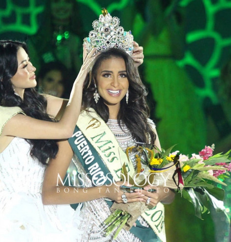 'Hoa hậu Trái đất 2019': Puerto Rico đăng quang, Việt Nam 'trắng tay'