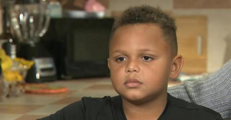 'Anh hùng' 8 tuổi ngăn được một vụ nổ súng ở trường