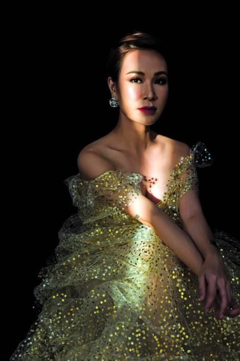 Ca sĩ  Uyên Linh: 'Ước mơ duy nhất của tôi là hát'