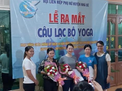 Câu lạc bộ Yoga về Long Thới
