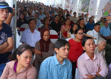 Chủ tịch Thừa Thiên Huế: 'Sẽ không để người dân nào bị bỏ lại phía sau trong cuộc di dân lịch sử này'