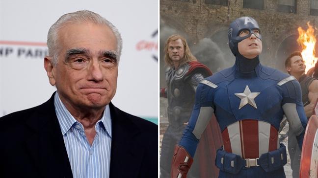 Vi sao 'vu tru' Marvel bi che la phi dien anh?