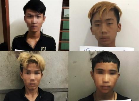 Bắt nhóm thiếu niên chuyên trộm tài sản khách nước ngoài ở biển Đà Nẵng